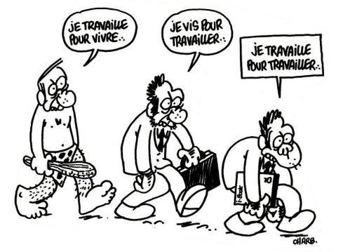 Évolution de Charb