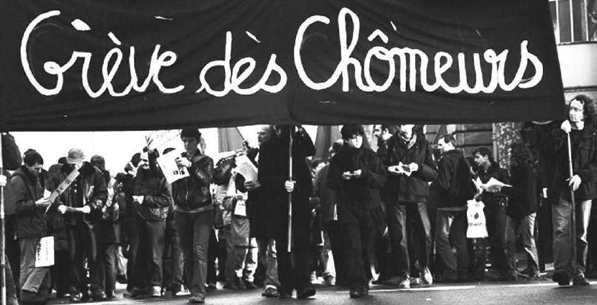Grève des Chômeurs