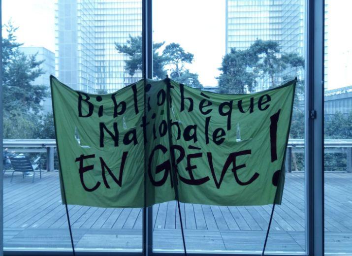 BnF en grève !